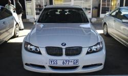 2008 BMW 320D AUTO km 109000 / in excellent condition /