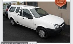 Dealer: Cape Auto Centre Stock No: Great bakkie for