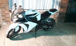 Fireblade 2008 1000cc full service very well looked