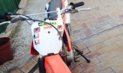 2008 honda CRF 80 for sale still in good condition