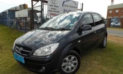 2008 HYUNDAI GETZ 1.4 HS WITH FULL SERVICE HISTORY IS