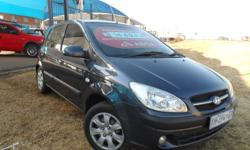2008 HYUNDAI GETZ 1.4 HS WITH SERVICE HISTORY IS
