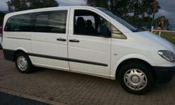 Beautifull Mercedes-Benz Vito for sale. in excelent