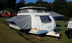 2008 Sprite Scout very good condition. Full tent, rally