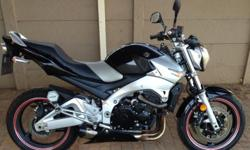 2008 Suzuki GSR 600 for sale, Bike is in excellent