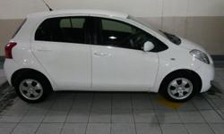 2008 Toyota Yaris 1.3 Spirit:.   Vehicle Specifications