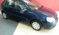 2008 Volkswagen Polo 1.6 Trendline:.   Vehicle