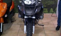 BMW GS 1200 R for sale.  Bike is standard and in