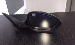 2009 BMW Right Side Electronic Mirror