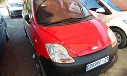 Chevrolet Spark in excellent condition. Aircon,