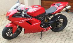 Ducati 1198 Superbike for sale. Recently serviced at