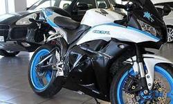 2009 Honda CBR 600RR Limited Edition, Full Service