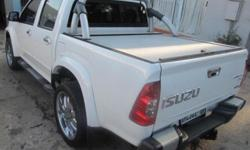 2009 ISUZU BAKKIE , MILEAGE 185000KM, MANUAL, CENTER