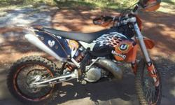 Finance No Learners or License Required KTM 300 XCW ,