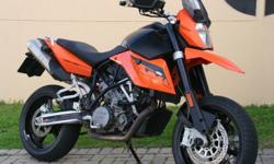 2009 KTM 990 Super Motard for sale in excellent