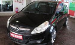 2009 OPEL CORSA 1.4 SPORT 3DR The Opel Corsa builds on