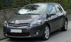 TOYOTA AURIS 1.6 2009 MODEL- BANK FINANCE!