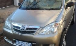 2009 toyota avanza,electric window,cental lock,gold in