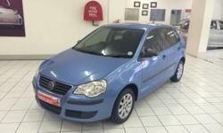2009 VW POLO 1.4 COMFORTLINE 136 000KM WITH a FULL