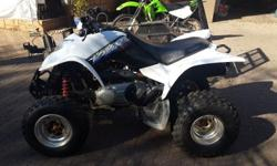 I'm selling my 200 KDX Kawasaki Off Road bike that's in