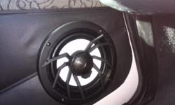 New speakers only been in my car for 2 weeks . size 6.5