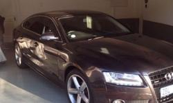 2010 Audi A5 Sportback for sale . FSH , 95000km ,