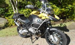 Excellent condition and well loved motorbike.  Full