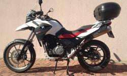 BMW G650 GS 2010 Excellent Condition 8500 km ABS