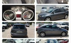 R129 900=2010 Ford Focus 1.8si Charcoal in Colour,