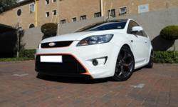 Highly Modded Focus ST L/S edition. New upgraded forged