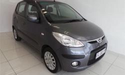 Hyundai i10 1.1 GLS Power - 49 kW @ 5500 rpm Torque -