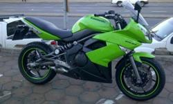 Finance No Learners or License Required Kawasaki ER 6 F