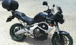 Finance No Learners or License Required Kawasaki Versys