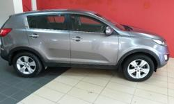 2010 Kia Sportage 2.0 Ignite:   Vehicle Specifications