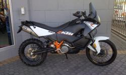 I am selling my 2010 KTM Adventure R. Standard with the