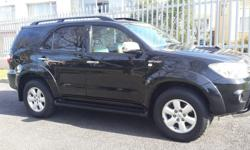 .....2010 Toyota Fortuner D4D 4X2 7-SEATER.....