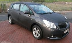 2010 Toyota Verso 1.6 SX 6M For Sale!!! Only R 174
