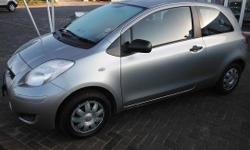 2010 Toyota Yaris Hatchback T1 With Aircon Power