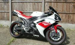 FOR SALE=2010=YAMAHA=R1 REGISTERED: 2010 WITH 2