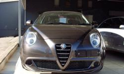 The Alfa Mito comes standard with mags, airbags,
