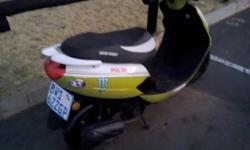 2011 BIG BOY PULSE 150ccCOMES WITH FREE HELMETHAS ONLY