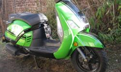 Big Boy - Retro 150cc Scooter 2011 Model (With Papers),