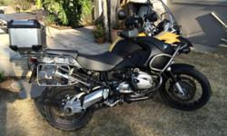 Amazing low mileage (17000kms) bike in perfect