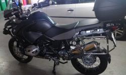2011 Bmw Adventure in great condition. 30k on the clock