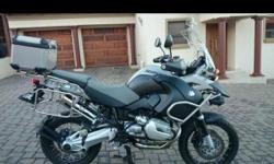 2010 BMW R1200 GS Advenrure. 46000km Very good