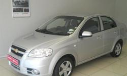 2011 Chevrolet Aveo 1.6 LS Sedan Automatic Power