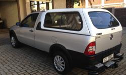 2011 Fiat Strada 1.4 manual with power steering,