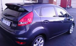 2011 FORD FIESTA 1.6 TITANIUM.MAGS.NEW TYRES.POWER
