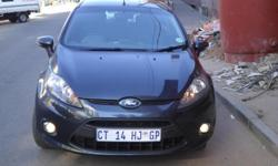 2011 Ford Fiesta Good Condition on Sale For R95000