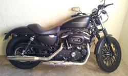 Harley Davidson Sportster 883 Iron. Extremely low
